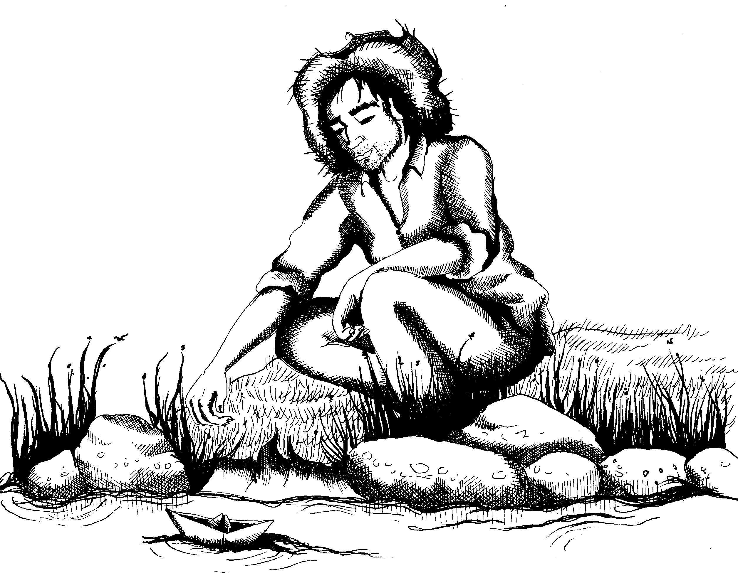 Encuentro sobre la encrucijada, según Lorena Riego. Ilustración: cortesía de la revista Acción Cooperativa.