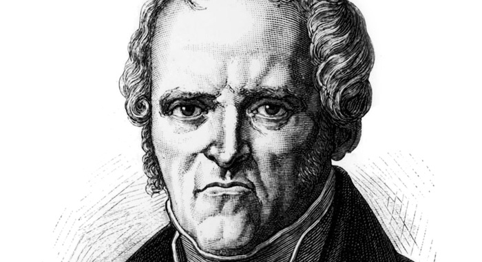 Charles Fourier (Besanzón, 7 de abril de 1772 — París, 10 de octubre de 1837).