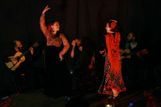 Peña Flamenca II