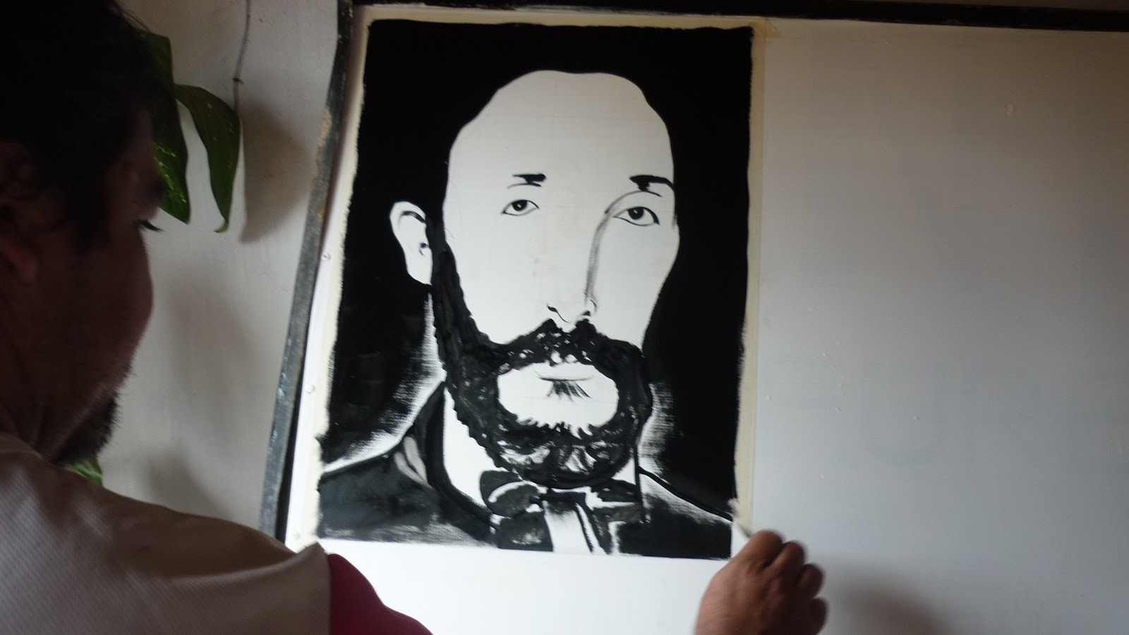 Rafael Barrett por Camilo Cantero.