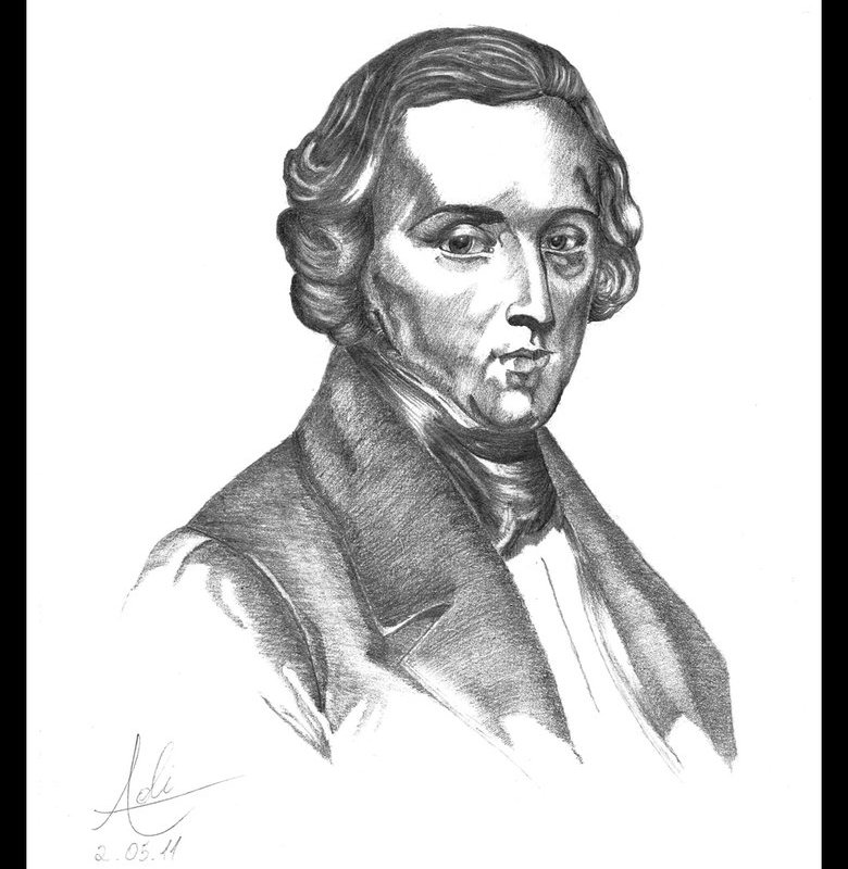 Frederic Chopin, por Adi Art.