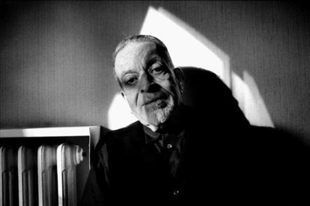 Ruben Bareiro Saguier. Fotografía: Danilo De Marco.