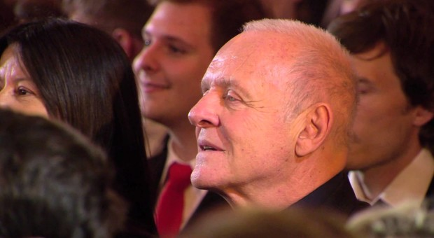 El vals de Anthony Hopkins
