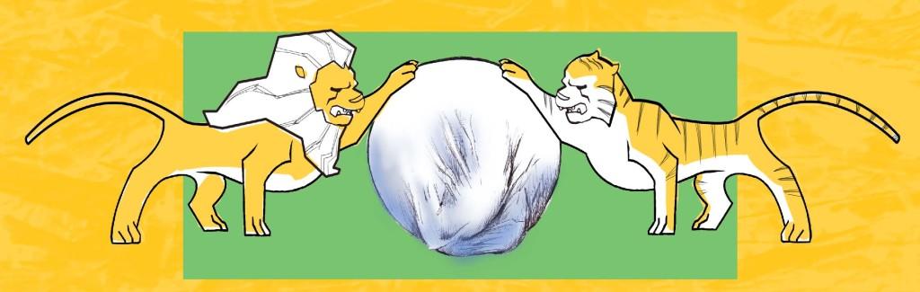 Putus versus en la ilustración de Charles Da Ponte.