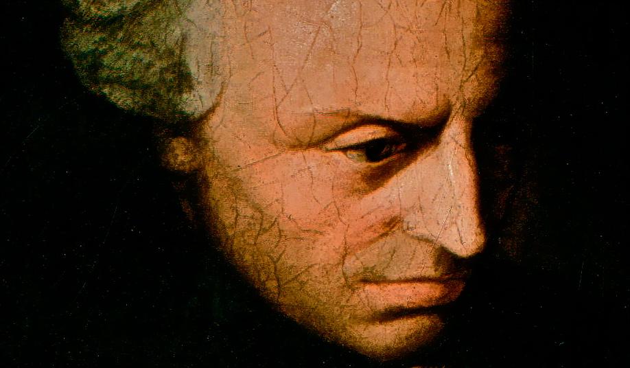 Emmanuel Kant.