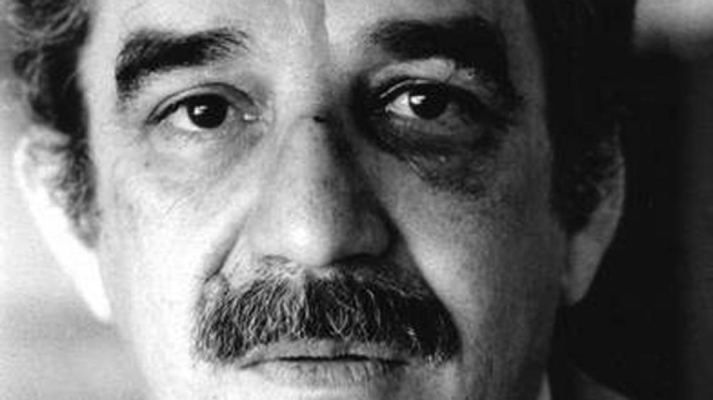 Gabriel García Márquez, por Rodrigo Moya.