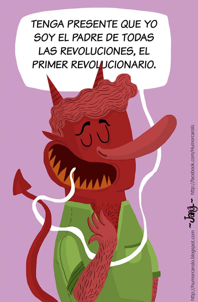 El primer revolucionario