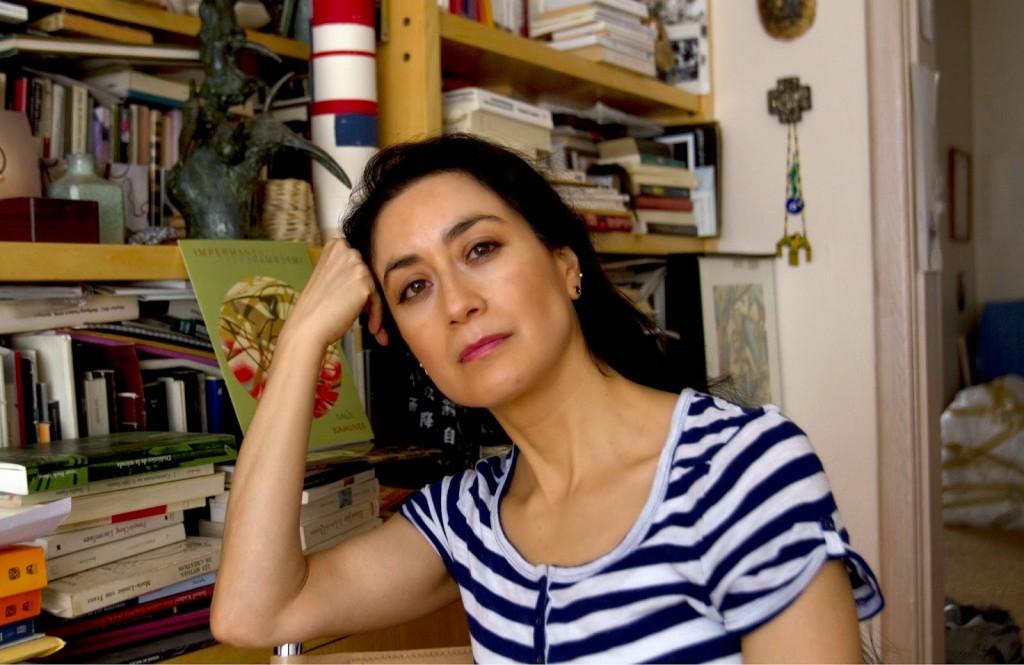 Avelina Lésper. Fotografía: Héctor Flores Tellez.