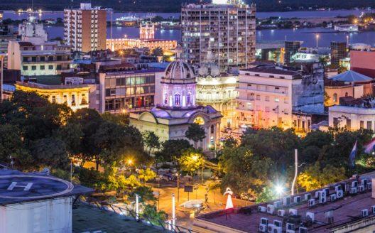 Convocatoria de cuentos breves sobre Asunción