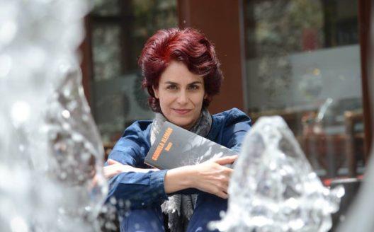 Gabriela Alemán presenta «Humo» en la FIL Asunción