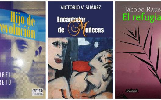 Tres libros paraguayos que me han impresionado