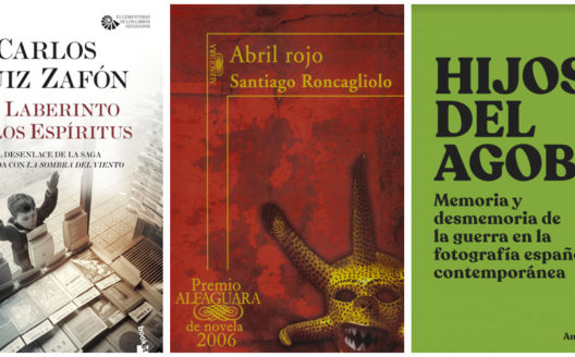 Tres libros que me han impresionado